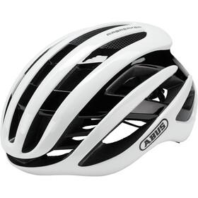 ABUS AirBreaker Helmet polar white